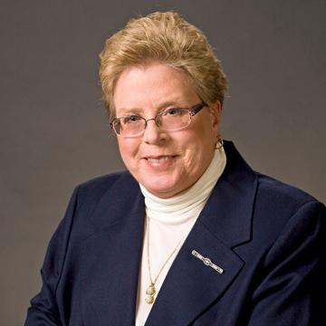 Rev. Jackie Leonard